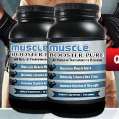 Every man out there, want to develop your physique, create muscle, abs, stay strong and fit, then you would value the importance of exercise and certain body building supplements. This requires strong workouts, dieting and certain bodybuilding nutritional supplements like Muscle Booster Pure which is going to discuss in this article.