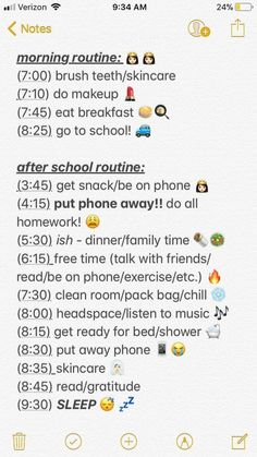 Get in the mood for back to school Health , Adolescent Health , Children Health , Daily Routine , Ni Morning Routine School, After School Routine, School Routines, Daily Routines, Beauty Routines, High School Hacks, Life Hacks For School, School Study Tips, Back To School Tips