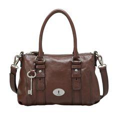 FOSSIL® Handbag Silhouettes Satchel & Shoulder:Satchel & Shoulder Maddox Satchel ZB5310