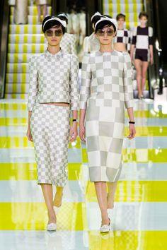Paris Fashion Week Spring 2013 Runway Looks - Best Spring 2013 Runway Fashion - Harper's BAZAAR