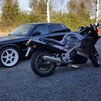 XJR & Suzuki gsx 1100 f