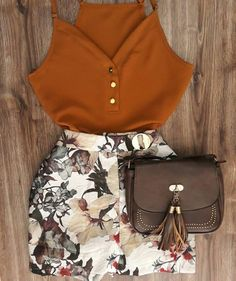 Cute Summer Outfits, Short Outfits, Chic Outfits, Spring Outfits, Trendy Outfits, Fashion Outfits, Womens Fashion, Vetement Fashion, Casual Chic