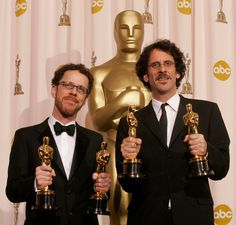 The Coen Brothers:  Fargo  The Big Lebowski  Raising Arizona  No Country for Old Men  True Grit