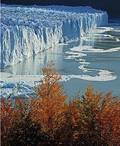 Patagonia,Perito Moreno