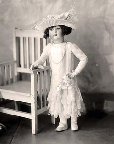 Child's doll, 1920s