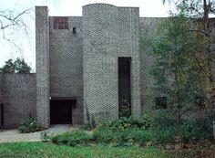 Sigurd Lewerentz_ St. Mark's Church in Bjorkhagen