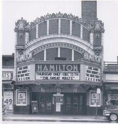 Hamilton Theatre  2150 E. 71st Street, Chicago, IL 60649  Built 1916