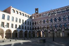 Plaza Alta Badajoz  http://bobbovington.blogspot.com.es/2013/11/autonomous-communities-of-spain.html