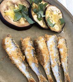 Un ottimo antipasto di pesce, le alici vi usciranno belle croccanti cotte al forno! Trovate la ricetta sul nostro blog 😊 Antipasto, Fresh Rolls, Ethnic Recipes, Blog, Oven, Blogging