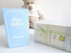 El Espejo de la BELLEZA: Dos Perfumes para Bebés que pueden usar las Mamás....