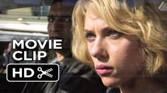 Lucy Movie CLIP - Paris (2014) - Scarlett Johansson Action Movie HD / really looking forward to watch this one!!!