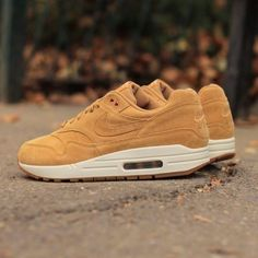 best authentic a3140 988e9 Nike Air Max 1 premium Flax Pack Flax-Sail Gum
