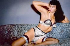 bettie page whip - Google Search