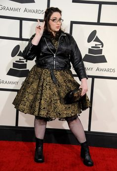 The youngest woman ever nominated in the Best Recording Package category for a Grammy, Annie Stoll.