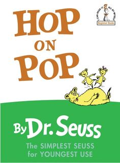 Carry Along Book & CD, Hop on Pop, RH9780375834936