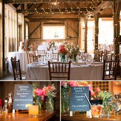 Rustic Wedding at Quonquont Farm: Michaela and Edward » Massachusetts Wedding Photographer Sandra Costello