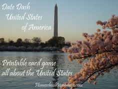 Date Dash-United States History Card Game. In what year was gold discovered in California? In what year was Babe Ruth born? Welcome to Date Dash United States of America, the multiple choice card game that tests your knowledge of American history! The game includes two levels. Level One tests general knowledge of Greek history. Level Two tests more specific knowledge of dates and facts. It's perfect for middle and high school students!