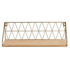 ll➤Shelves and shelving units on ✅ Maisons du Monde. Take a look at all the furniture and decorative objects on Maisons du Monde. Metal Shelves, Wall Shelves, Shelving, Iron Furniture, Furniture Decor, Bronze, Wall Mounted Tv, Metal Walls, Home And Living