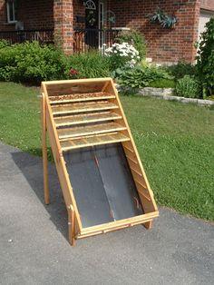 Construir un deshidratador solar | El Correo del Sol …