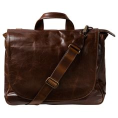 Shop — Catalog Products — Wynn - Mail Bag - Brompton Brown | Moore and Giles, Inc.