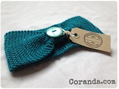 Ravelry: Garter Stitch Head-Band pattern by Coranda Berry free pattern