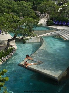 14 Amazing Pools Around The World