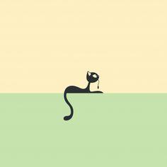 Cat Minimalism