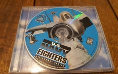 US Navy Fighters Computer Game PC CD Sim Fly Planes Aircraft War Combat Pilot
