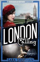 London Calling (Mirabelle Bevan Mystery 2) By Sara Sheridan - 1952, London. When eighteen-year-old debutante Rose Bellamy Gore goes missing in a seedy Soho jazz club the prime suspect is young sax player, Lindon Claremont. Lindon hightails it to Brighton to seek the help of his childhood friend, Vesta, who works with ex-Secret Service Mirabelle Bevan. When Lindon is taken into custody the two women dive into London's underworld of smoky night clubs, fast cars and lethal cocktails
