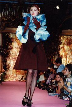 Fall-Winter 1989 Haute Couture Christian Lacroix