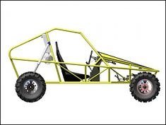 Two Seater Buggy Plans Go Kart Plans, Go Kart Buggy, Off Road Buggy, Karting, 2 Seater Go Kart, Kart Cross, Double Buggy, Go Kart Frame, Homemade Go Kart