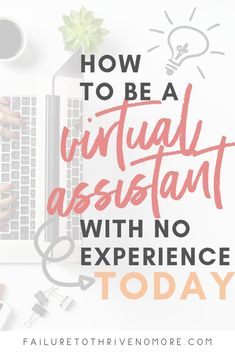 Are you trying to quit your 9 to 5 jobs? Learn How to Become a Virtual Assistant with No Experience, chase your dreams today! Work From Home Business, Work From Home Moms, Make Money From Home, Way To Make Money, Business Tips, Make Money Online, Online Business, Money Fast, Family Business