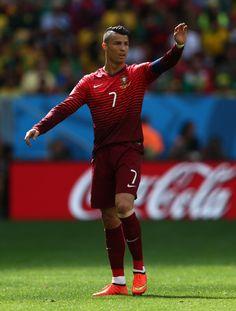 Cristiano Ronaldo Photos: Portugal v Ghana: Group G