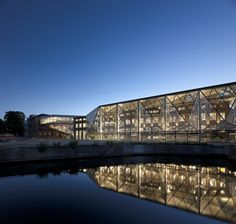 Culture Yard / AART Architects denmark