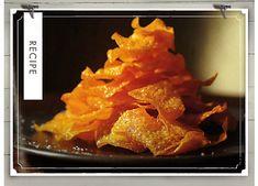 Fingerling or Sweet Potato Chips