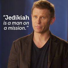 "The Tomorrow People - Mark Pellegrino (""Supernatural"") as Dr. Jedikiah Price"