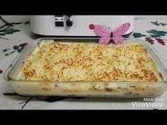 Canelones de carne y setas - Recetas fáciles monsieur cuisine Plus - YouTube Homemade Beauty Products, Portobello, Deli, Kids Meals, Macaroni And Cheese, Ethnic Recipes, Easy, Pancakes, Food