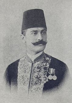 [Ottoman Empire] Faik Bey Efendi, Gymnastics Teacher of the Mekteb-i Sultani (Galatasaray) | by OTTOMAN IMPERIAL ARCHIVES