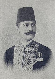 [Ottoman Empire] Faik Bey Efendi, Gymnastics Teacher of the Mekteb-i Sultani (Galatasaray) | by OTTOMAN IMPERIAL ARCHIVES