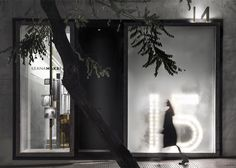 Forest-inspired jewellery shop by Kois Associated Architects