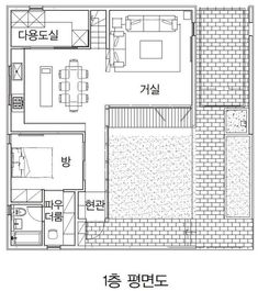 Planer, Tiny House, Terrace, House Plans, New Homes, Floor Plans, House Design, Flooring, How To Plan