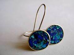 Resultado de imagen para joyas con plata u piedras azulinas