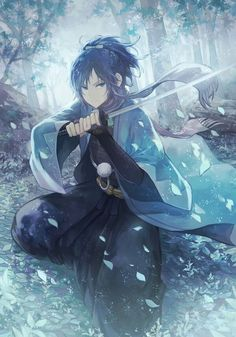 Yamato no Kami Yasusada - Touken Ranbu - Mobile Wallpaper - Zerochan Anime Image Board Manga Anime, Fanart Manga, Manga Boy, Anime Cat, Cute Anime Guys, I Love Anime, Awesome Anime, Anime Boys, Touken Ranbu