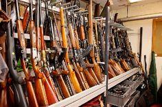 72 Killed Resisting Gun Confiscation in Boston