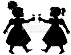 1000+ images about silhouettes on Pinterest | Vector ...