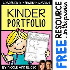 36 Best Kindergarten Portfolio Images Kindergarten