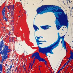 В этом портрете соединились поп-арт, символизм и экспрессионизм. Прекрасный подарок для любимого человека