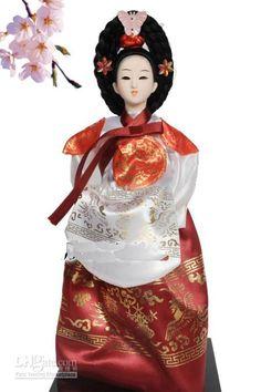 Plush Tiger Toy Korean Fashion Dolls 12 Inch Mix Style Color ...