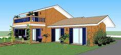 Resultado de imagem para casas com estrutura de madeira e modernas