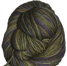 Purple and olive color inspiration for my Stitch Fix stylist.  Prism Yarns Symphony 3.5 Yarn - Tumbleweed